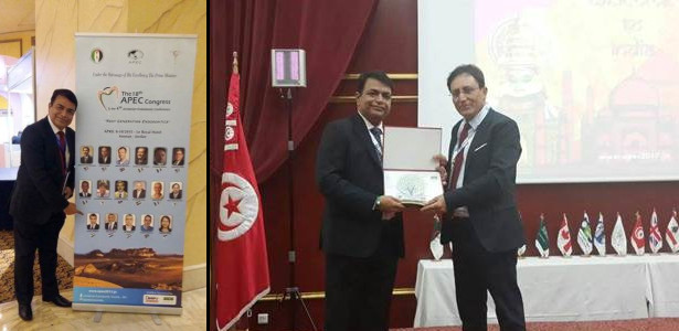 Dr Sanjay Miglani - Invited International Lectures 2