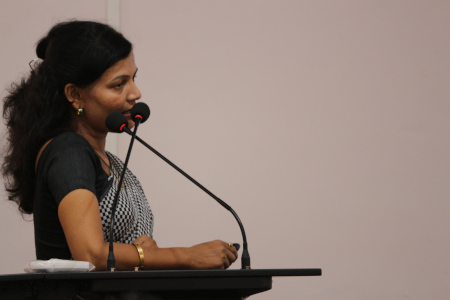 Dr Vandana Gade īs a regular Speaker at various forums conducted by Regional and National Organizations