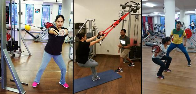 Sunil Karmalkar Fitness Wave - Personal Training 1
