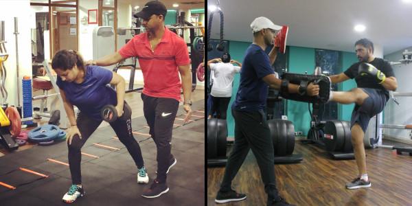 Sunil Karmalkar Fitness Wave - Personal Training 11
