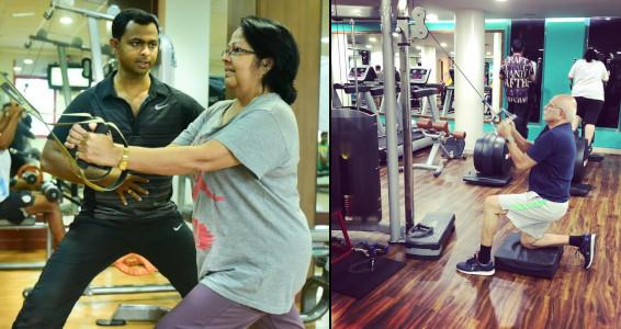 Sunil Karmalkar Fitness Wave - Personal Training 12