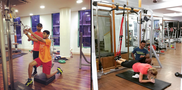 Sunil Karmalkar Fitness Wave - Personal Training 14