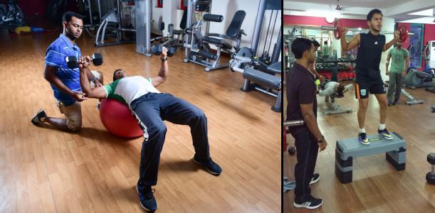 Sunil Karmalkar Fitness Wave - Personal Training 16
