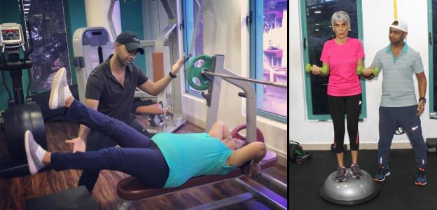 Sunil Karmalkar Fitness Wave - Personal Training 17