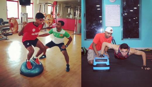 Sunil Karmalkar Fitness Wave - Personal Training 18