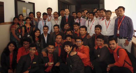 Vikram Kolhe - Sandip Foundation