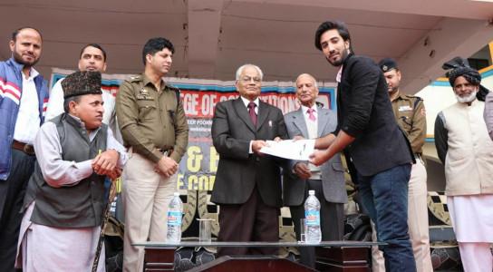 Dr Shamim Banday - VST Poonch - Awards - 3
