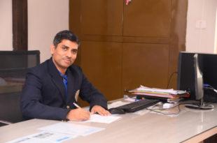 Binu Joe Prof and Principal C U Shah Institute of Nursing