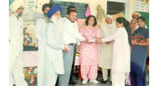 Dhiraj Sud - Project Officer for Community Development Program of MHRD India