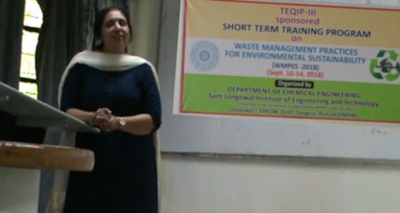 Dhiraj Sud - Resource Person for short term training programs