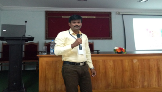 Dr K Pattabiraman - Resource Person - ICNM-2017