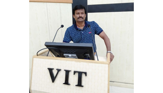 Dr K Pattabiraman - Resource Person - International Conference on Applications of Fluid Dynamics