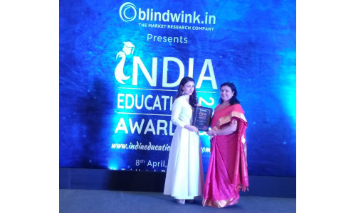 Dr Ranjana Jha - India Education Award for Outstanding physicist and Professor of the Year 2018