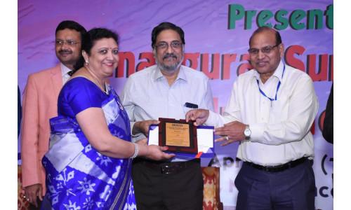 Dr Ranjana Jha - Siksha Gaurav Puraskar 2019