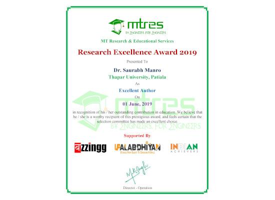 Maths Teacher of Govt  School in Ludhiana honoured with
