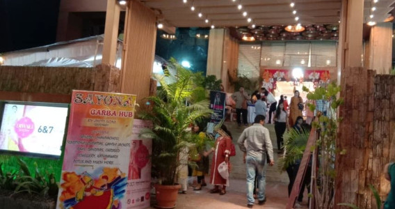 Neetu Agrawal - Diwali Show at Hotel Infiniti