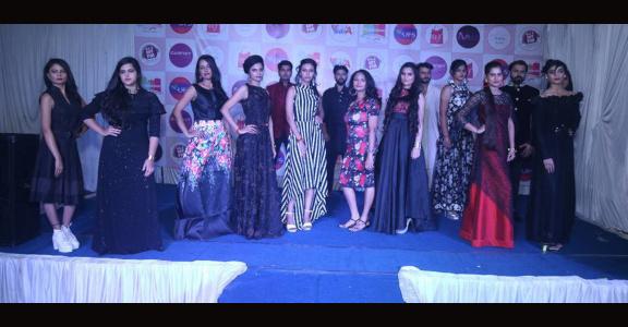 Neetu Agrawal - Exhibition Fashion Show 1