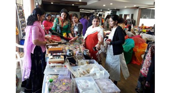 Neetu Agrawal - at Apollo DB City Society