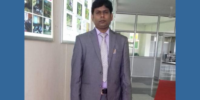 Dr Sushil Kumar Choudhary - MTRES TEA 2019