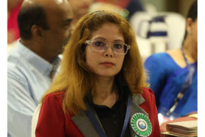 Dr Bidisha Chakraborty - MTRES TEA 2019