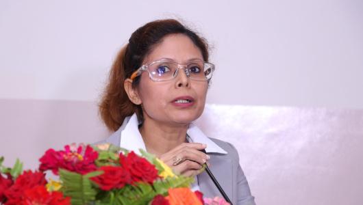 Dr Bidisha Chakraborty - Seminar - NAMI College - 2018