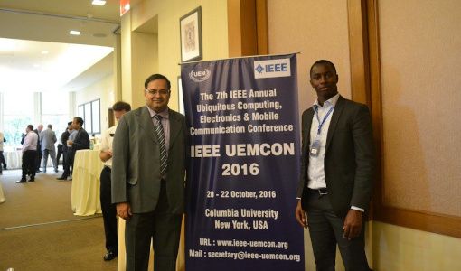 Dr Indraneel Mukhopadhyay - IEEE UEMCON 2016 - 1