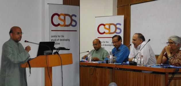 Dr Sandeep Shastri - CSDS