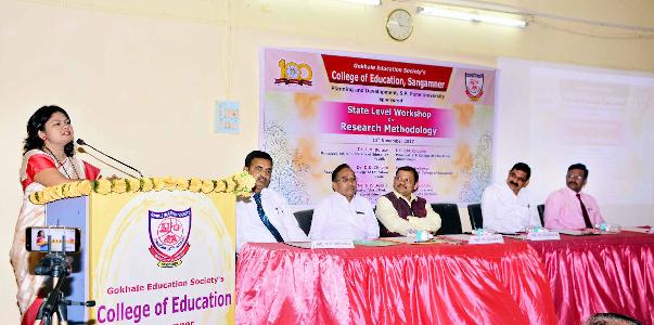 Dr Sandhya Khedekar - Conference
