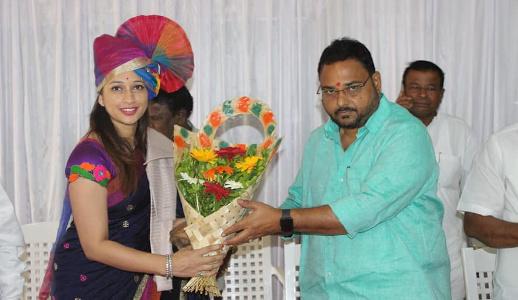 Mamta Biyani - Felicitation