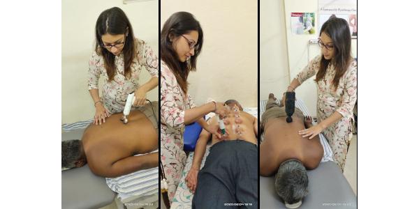 Mamta Biyani Physiotherapy Treatment 2