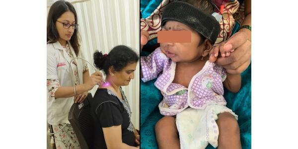 Mamta Biyani Physiotherapy Treatment 4